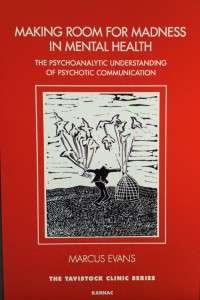 linocut prints cover of mental health book