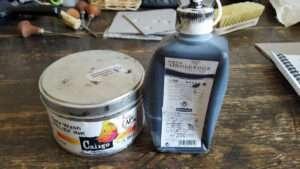 linocut inks
